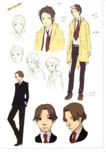 Rating: Safe Score: 2 Tags: adachi_tohru megaten persona persona_4 sketch soejima_shigenori User: admin2