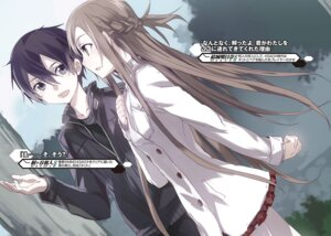 Rating: Safe Score: 12 Tags: abec asuna_(sword_art_online) kirito sword_art_online tagme User: kiyoe