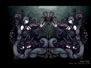 Rating: Safe Score: 8 Tags: hatsune_miku kunami lolita_fashion vocaloid wallpaper User: charunetra