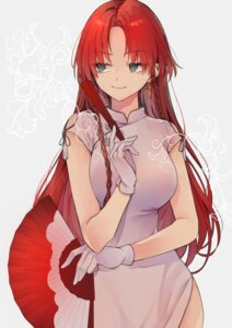 Rating: Safe Score: 29 Tags: chinadress hong_meiling risui_(suzu_rks) touhou User: Mr_GT