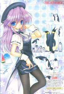 Rating: Safe Score: 13 Tags: pantyhose penguin ramiya_ryou User: admin2