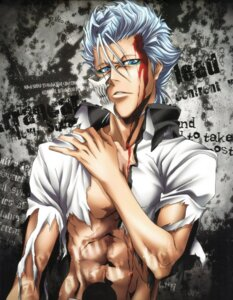 Rating: Safe Score: 7 Tags: bleach grimmjow_jeagerjaques male User: Radioactive