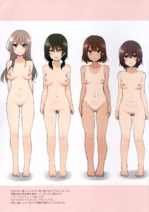 Rating: Explicit Score: 29 Tags: censored nagami_yuu naked pubic_hair pussy tan_lines User: kiyoe