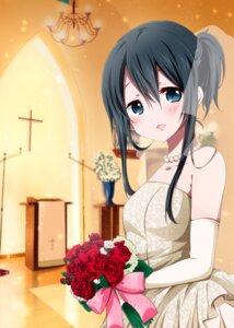 Rating: Safe Score: 31 Tags: dress ragho_no_erika wedding_dress User: 椎名深夏