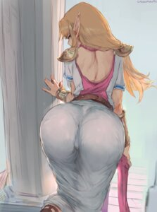Rating: Safe Score: 100 Tags: armor ass pointy_ears princess_zelda robutts the_legend_of_zelda User: Qpax