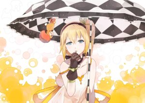 Rating: Safe Score: 34 Tags: dress edna kanmiya_shinobu tales_of_zestiria umbrella User: charunetra