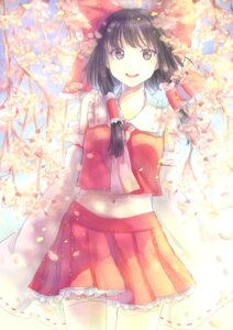 Rating: Safe Score: 19 Tags: hakurei_reimu shinigami thighhighs touhou User: zero|fade