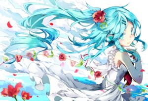 Rating: Safe Score: 61 Tags: dress headphones irineiji summer_dress User: zero|fade