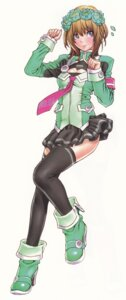 Rating: Safe Score: 22 Tags: thighhighs yamashita_shunya User: Radioactive