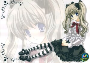 Rating: Safe Score: 15 Tags: gothic_lolita lolita_fashion watermark yukiwo User: Jack·Bauer