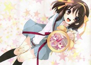 Rating: Safe Score: 18 Tags: asahina_mikuru ito_noizi nagato_yuki seifuku suzumiya_haruhi suzumiya_haruhi_no_yuuutsu User: Driger