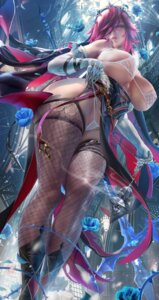 Rating: Questionable Score: 51 Tags: bra fishnets garter garter_belt genshin_impact lingerie pantsu rosaria_(genshin_impact) sakimichan stockings thighhighs thong User: ImPixel