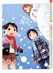 Rating: Safe Score: 7 Tags: barasui ichigo_mashimaro itou_chika itou_nobue matsuoka_miu User: midzki