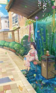 Rating: Safe Score: 46 Tags: sayika yukata User: Mr_GT