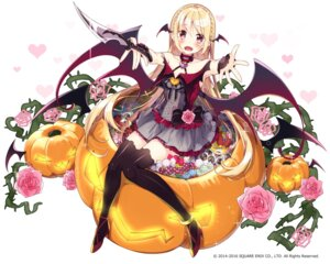 Rating: Safe Score: 54 Tags: dress fishnets halloween heels sakuragi_ren thighhighs weapon wings User: nphuongsun93