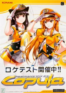 Rating: Safe Score: 33 Tags: beatmania beatmania_iidx goli_matsumoto iroha_(beatmania) lilith_(beatmania) uniform User: b923242