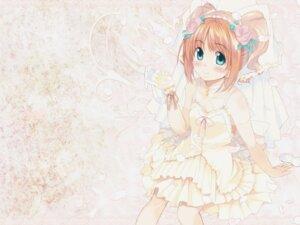 Rating: Safe Score: 32 Tags: dress sou takatsuki_yayoi the_idolm@ster wallpaper User: shinkuu
