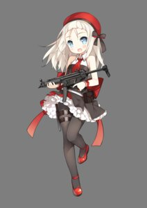 Rating: Safe Score: 50 Tags: dress girls_frontline gun heels pantyhose saru transparent_png User: WtfCakes