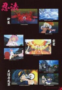 Rating: Questionable Score: 4 Tags: senran_kagura yaegashi_nan User: kiyoe