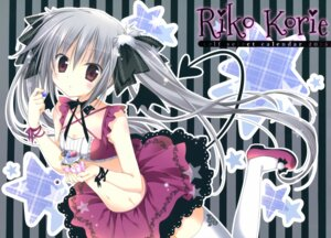Rating: Safe Score: 33 Tags: cleavage korie_riko tail thighhighs User: Twinsenzw