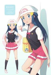 Rating: Questionable Score: 3 Tags: hikari_(pokemon) pokemon scarletsky User: popcorn1239