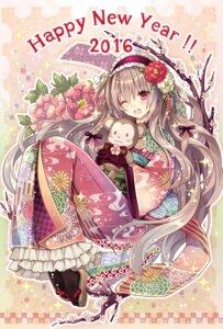 Rating: Safe Score: 33 Tags: fuuten_nozomi kimono User: xie33278