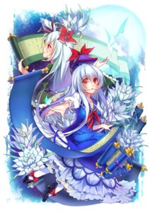 Rating: Safe Score: 13 Tags: cleavage dress ex_keine heels horns kamishirasawa_keine touhou vieny User: Mr_GT