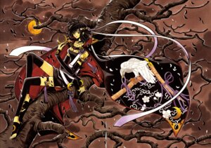 Rating: Safe Score: 9 Tags: clamp fixme souma tsubasa_reservoir_chronicle User: Radioactive