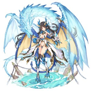 Rating: Questionable Score: 28 Tags: bikini_armor horns ji_dan monster monster_girl pointy_ears tagme thighhighs wings User: Mr_GT