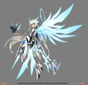 Rating: Safe Score: 55 Tags: ass elsword eve_(elsword) heels mecha_musume tagme transparent_png wings User: Nepcoheart