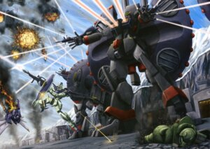 Rating: Safe Score: 6 Tags: gundam gundam_seed gundam_seed_destiny mecha User: Radioactive