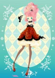 Rating: Safe Score: 4 Tags: lolita_fashion neko_nekoichime pantyhose User: Radioactive