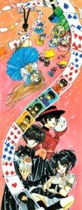 Rating: Safe Score: 3 Tags: ashura clamp clamp_school_detectives hououji_fuu ijuuin_akira imonoyama_nokoru magic_knight_rayearth miyuki-chan_in_wonderland miyuki_(miyuki-chan_in_wonderland) mokona rgveda ryuuzaki_umi shidou_hikaru shirou_kamui souryuuden sumeragi_subaru takamura_suou x User: Share