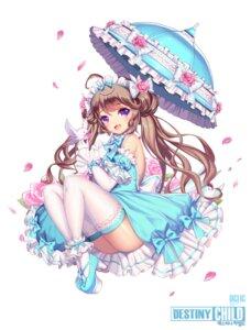 Rating: Safe Score: 41 Tags: ass b-anma destiny_child dress heels lolita_fashion thighhighs umbrella User: mash