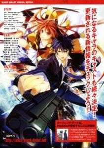 Rating: Safe Score: 17 Tags: aihara_enju black_bullet gun kojima_masayuki satomi_rentarou User: drop