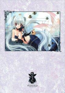 Rating: Safe Score: 14 Tags: cleavage hato_no_tamago mermaid rami User: midzki