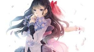 Rating: Safe Score: 15 Tags: akemi_homura kaname_madoka pietani397 puella_magi_madoka_magica User: animeprincess