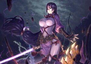 Rating: Safe Score: 31 Tags: armor bodysuit fate/grand_order minamoto_no_raikou_(fate/grand_order) sword weapon yasu_(segawahiroyasu) User: Mr_GT