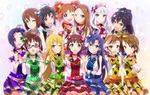 Rating: Safe Score: 28 Tags: akizuki_ritsuko amami_haruka futami_ami futami_mami ganaha_hibiki hagiwara_yukiho hitotsuki_nanoka hoshii_miki kikuchi_makoto kisaragi_chihaya megane minase_iori miura_azusa shijou_takane takatsuki_yayoi the_idolm@ster User: animeprincess