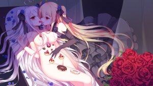 Rating: Questionable Score: 37 Tags: cream dress naked niliu_chahui tokisaki_asaba tokisaki_mio yuri User: 亲自部署,亲自指挥,亲自得病