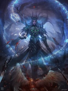 Rating: Safe Score: 20 Tags: armor blood male monster sword weapon wings xiaoguimist User: Radioactive