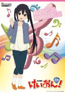 Rating: Safe Score: 24 Tags: k-on! nakano_azusa tagme User: wwang