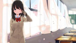 Rating: Safe Score: 47 Tags: seifuku sweater unasaka User: Ricetaffy