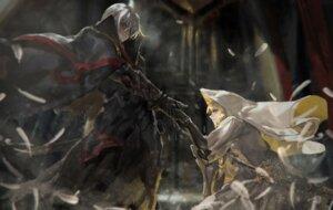 Rating: Safe Score: 23 Tags: alcd armor pixiv_fantasia pixiv_fantasia_fallen_kings sword User: Noodoll