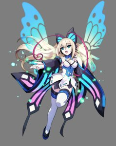 Rating: Safe Score: 25 Tags: azure_striker_gunvolt dress tagme thighhighs transparent_png wings User: Radioactive