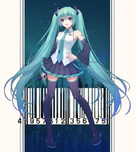 Rating: Safe Score: 27 Tags: gu_liang_dun_grain hatsune_miku tattoo thighhighs vocaloid User: Mr_GT