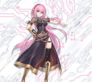 Rating: Safe Score: 48 Tags: megurine_luka vocaloid User: eccdbb