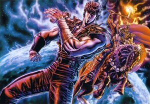 Rating: Safe Score: 6 Tags: hokuto_no_ken kenshiro male raoh User: Radioactive