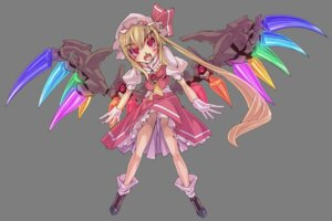 Rating: Safe Score: 5 Tags: flandre_scarlet g.haruka touhou transparent_png wings User: charunetra