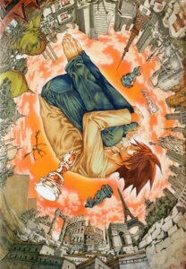 Rating: Safe Score: 5 Tags: death_note l male obata_takeshi User: Radioactive